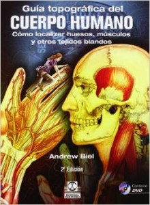 Book of Anatomy: Guide toporgafica of the human body